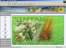 Sistem Informasi Manajemen Tanaman Pangan