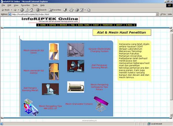 Website Inforiptek