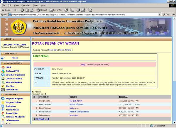Website PPCD