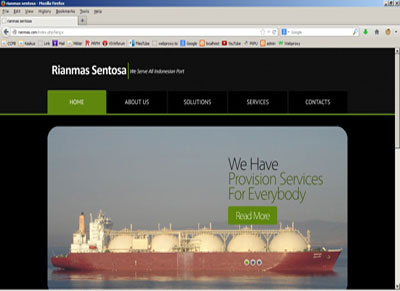 Website rianmas
